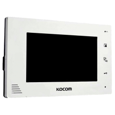 KOCOM KCV-A374SD WHITE (без узора)