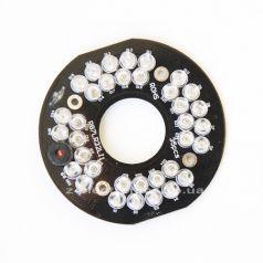 Инфракрасная подсветка для камер видеонаблюдения 36 светодиодов