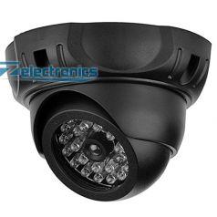 Камера муляж купольная с имитацией ИК подсветки