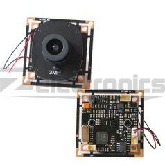 Мультиформатная бескорпусная видеокамера FullHD 1920х1080